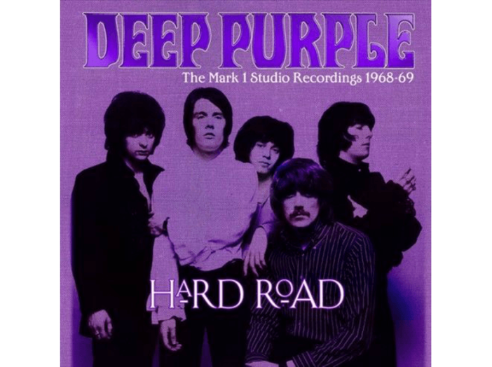 Hard Road - The Mark 1 Studio Recordings 1968-1969 CD