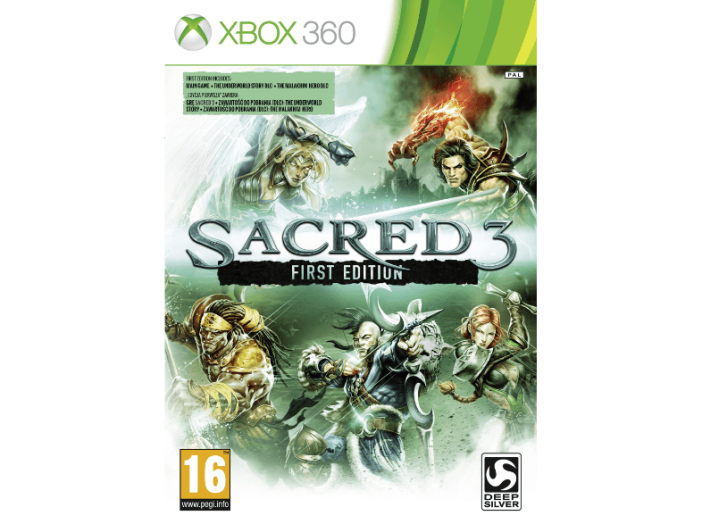 Sacred 3: First Edition Xbox 360