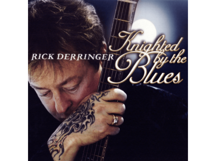 Knighted By The Blues CD