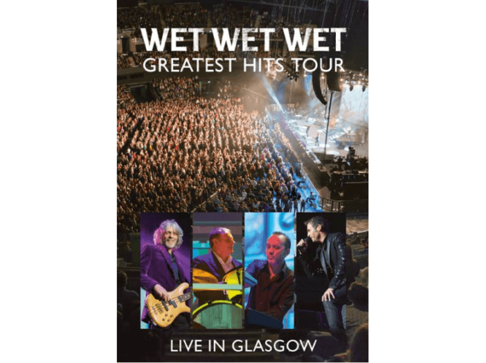 Greatest Hits Tour - Live In Glasgow Blu-ray