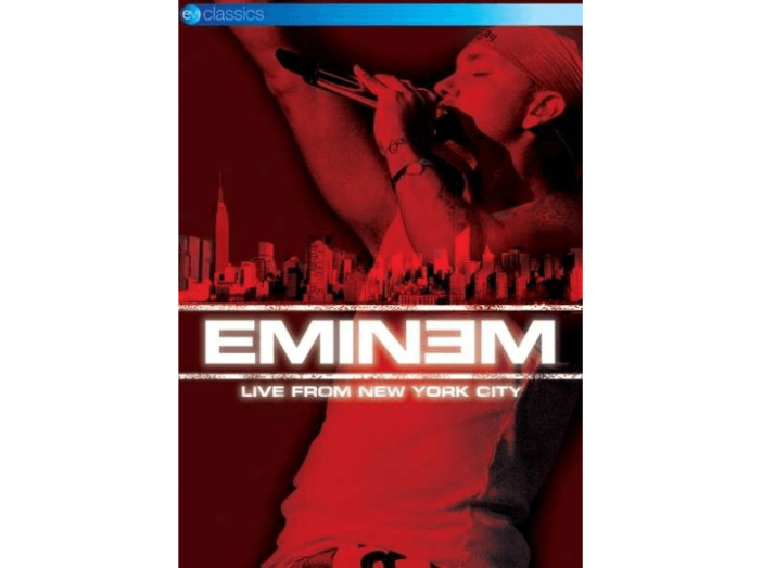 Live From New York City 2005 DVD