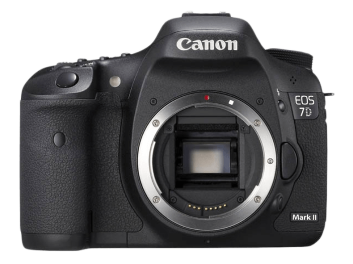 EOS 7D Mark II váz