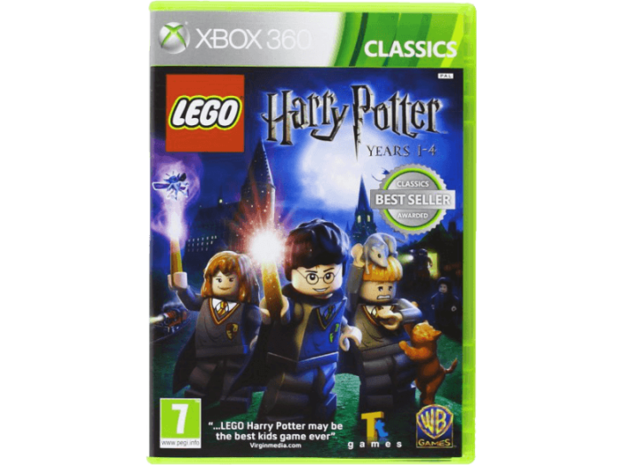 LEGO Harry Potter: Years 1-4 (Classic) Xbox 360