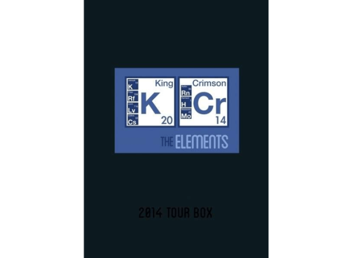 The Elements Tour Box 2014 CD