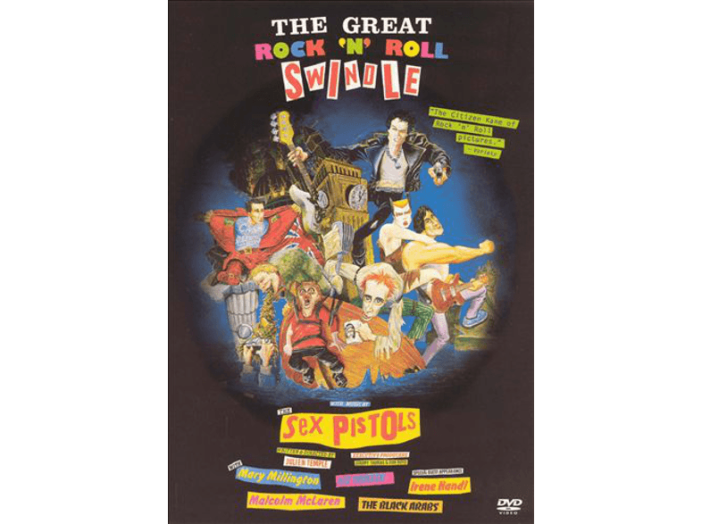 The Great Rock 'N' Roll Swindle DVD