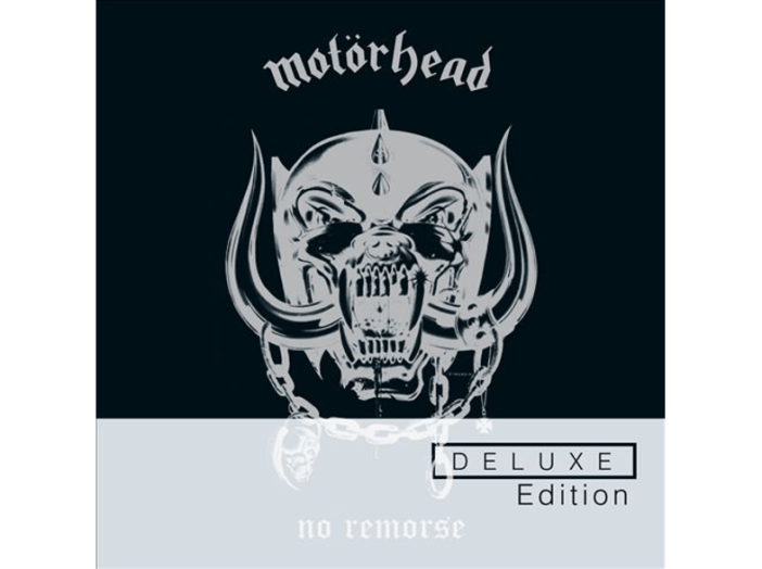 No Remorse (Deluxe Edition) CD