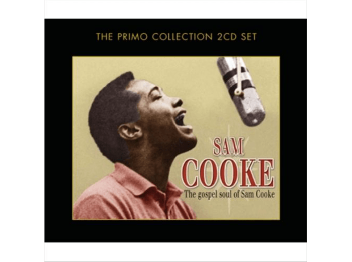 The Gospel Soul of Sam Cooke CD