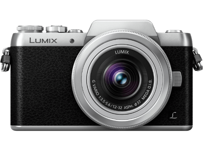 Lumix DMC-GF7K fekete + 12-32 mm ASPH. MEGA O.I.S. Kit