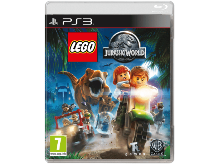 LEGO: Jurassic World PS3