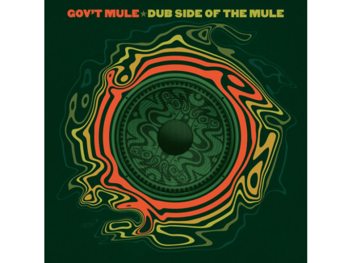 Dub Side of The Mule CD