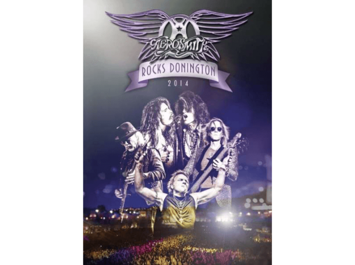 Rocks Donington - 2014 DVD