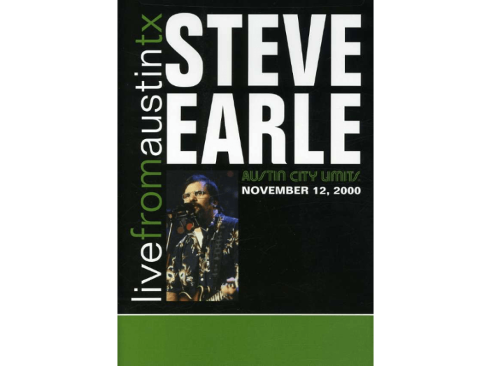 Live From Austin, Tx, 2000 DVD