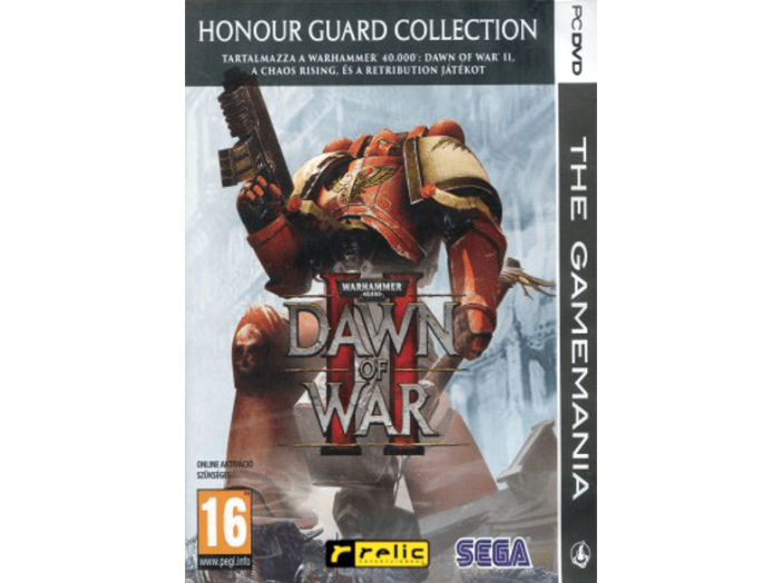 TGM DAWN OF WAR 2 COLLECTION