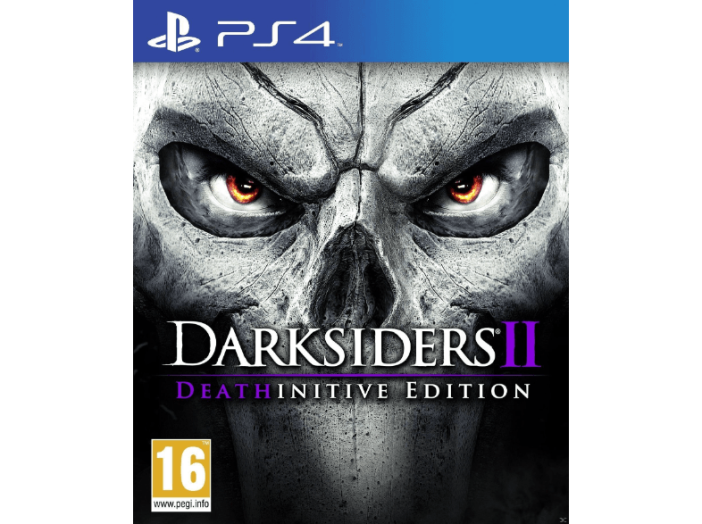 Darksiders II Deathinitive Edition (PS4)