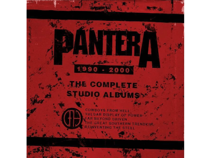 The Complete Studio Albums 1900-2000 CD