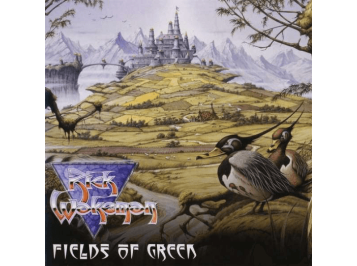 Fields of Green (Official Remastered Edition) CD