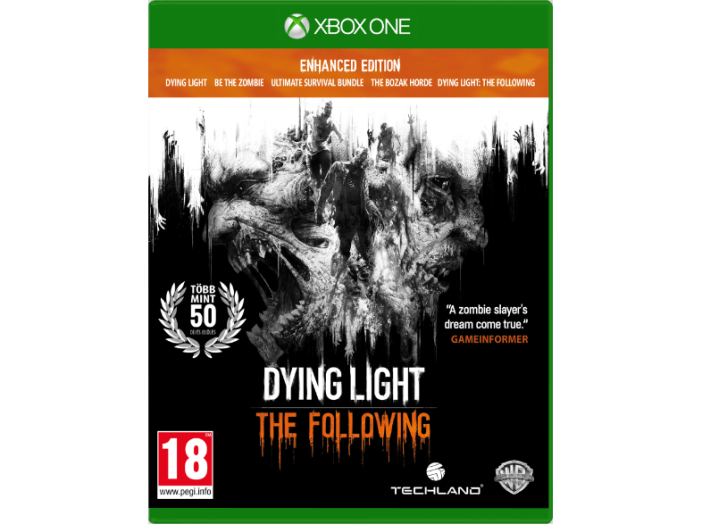 Dying Light: The Following - Enhanced Edition Xbox One