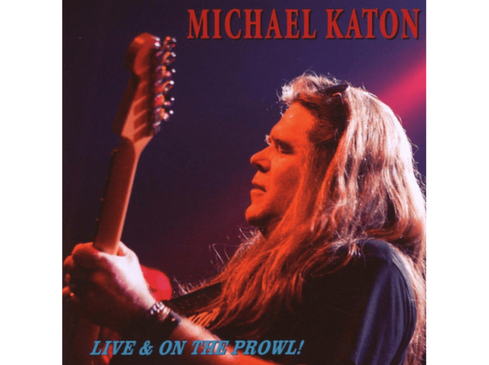 Live & On The Prowl CD