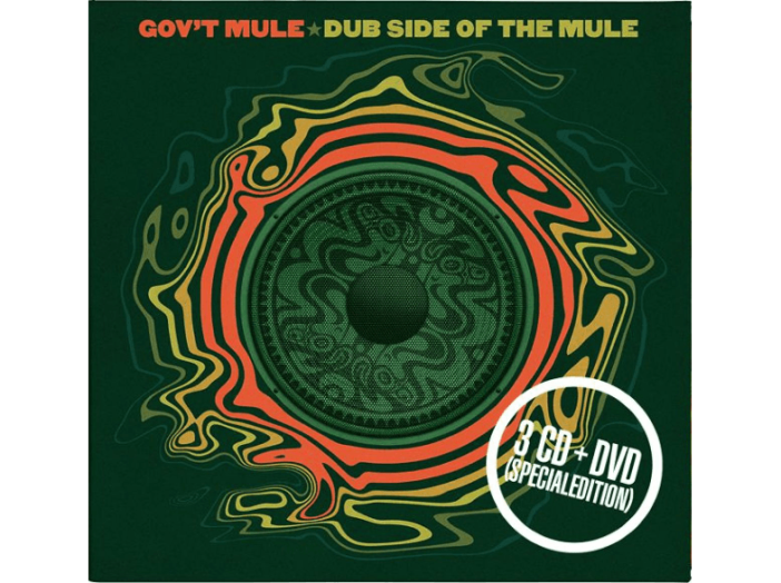 Dub Side of The Mule CD+DVD