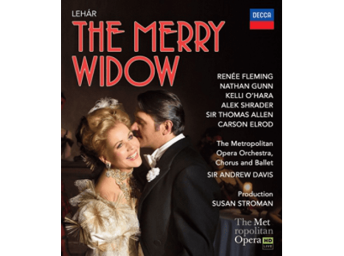 The Merry Widow Blu-ray