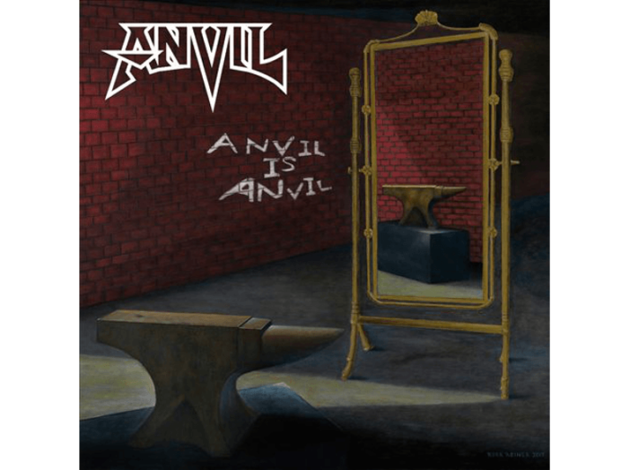 Anvil Is Anvil (Digipak) CD