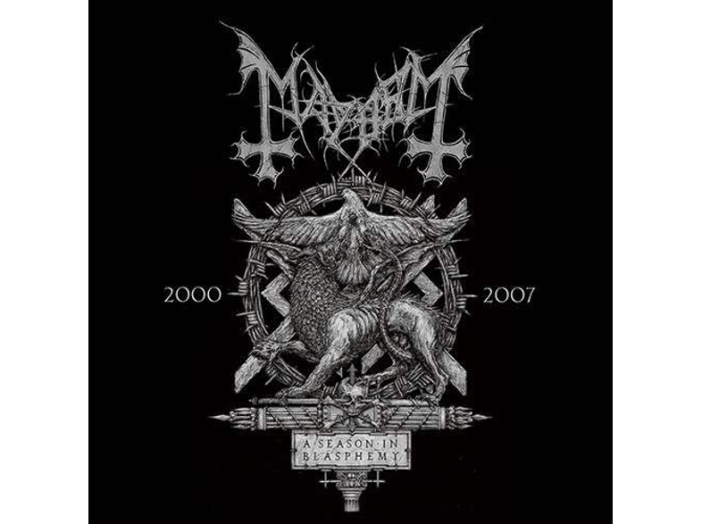 A Season In Blasphemy 2000-2007 CD