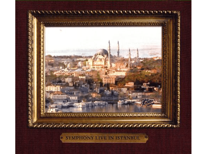 Symphony Live In Istanbul CD