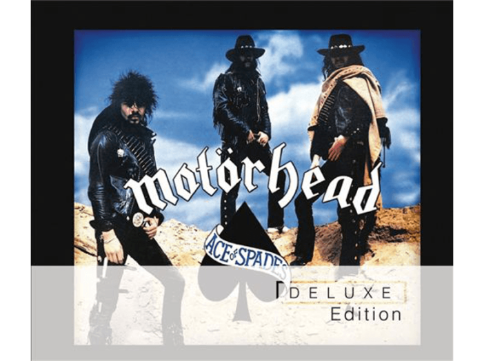 Ace of Spades (Deluxe Edition) CD