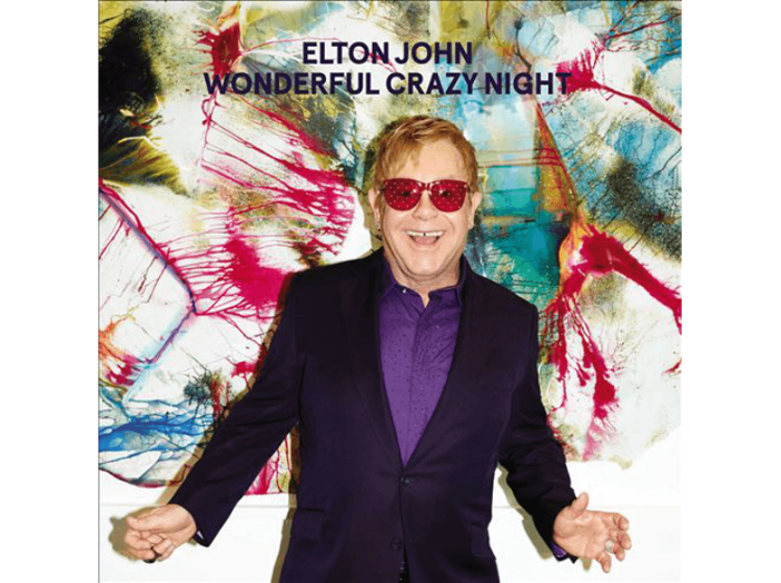 Wonderful Crazy Night (Deluxe Edition) CD