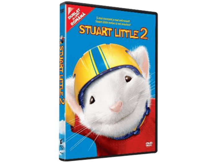Stuart Little, kisegér 2. DVD