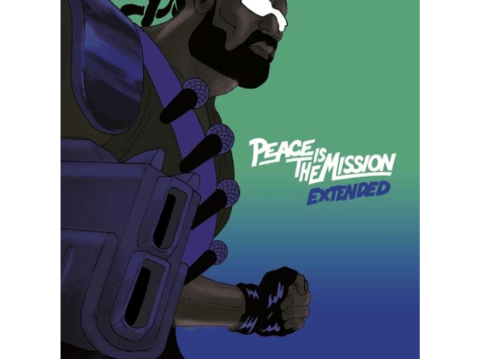 Peace Is The Mission (Extended) CD