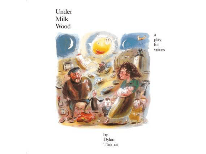 Under Milk Wood (A mi erdőnk alján) CD