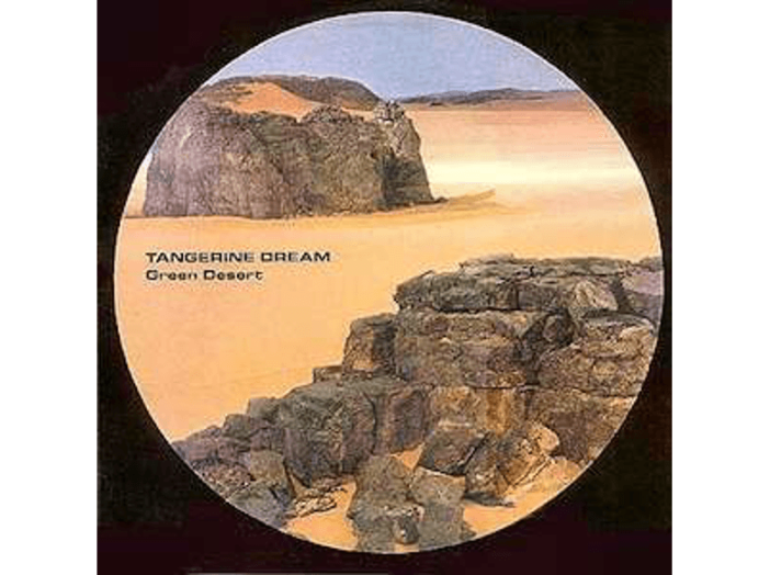 Green Desert CD