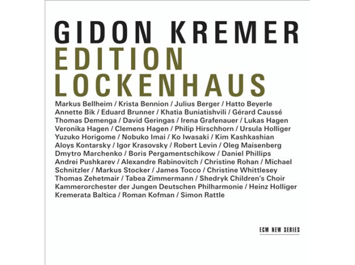 Edition Lockenhaus CD