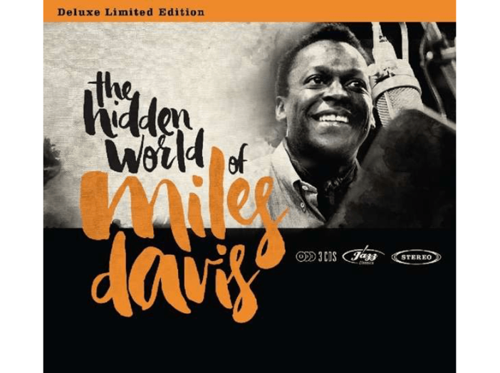 The Hidden World of Miles Davis (Deluxe Limited Edition) CD