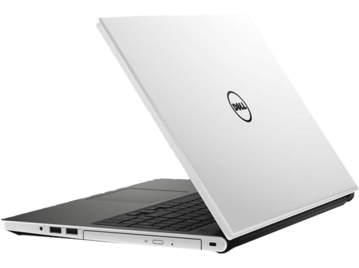 "Inspiron 5558-208912 fényes fehér notebook (15,6""/Core i3/4GB/500GB/GT920 2GB VGA/Windows 10)"