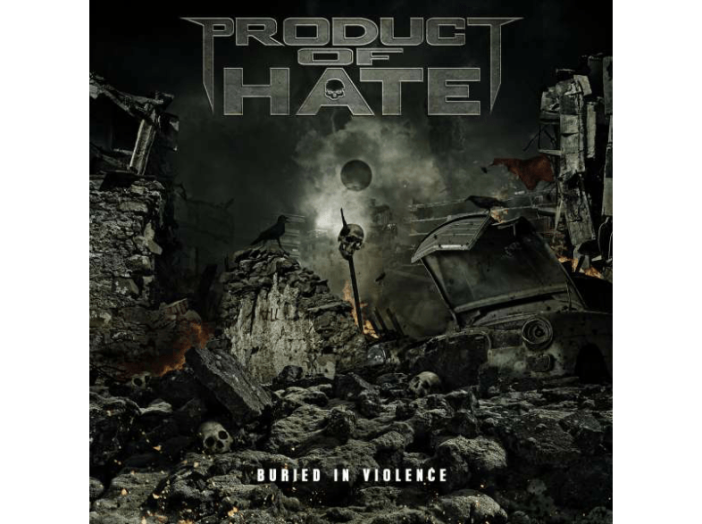 Buried in Violence CD
