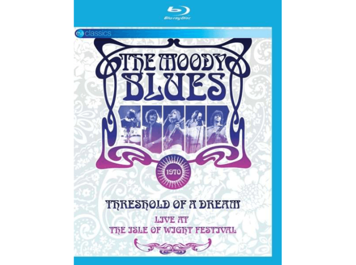Threshold of A Dream - Live at the Isle of Wight Festival Blu-ray