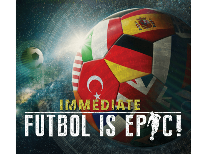 Futbol Is Epic! CD