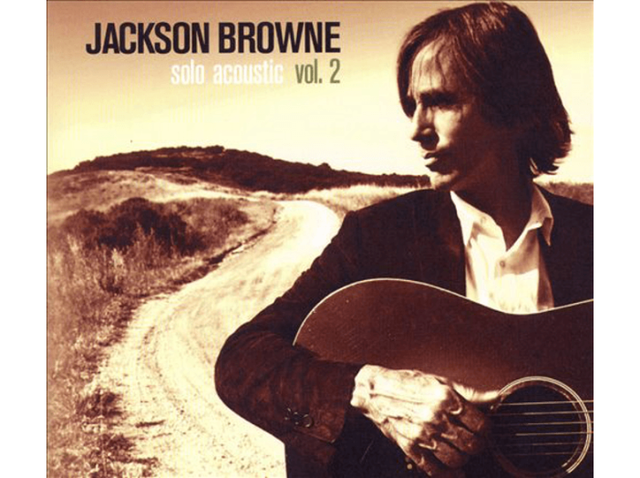 Solo Acoustic Vol. 2 CD