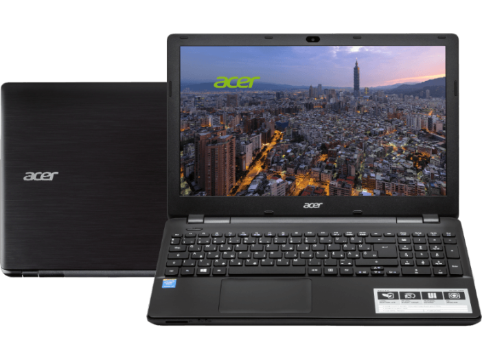 "Aspire E5-571 fekete notebook NX.ML8EU.044 (15,6""/Core i3/4GB/1TB/Windows 10)"
