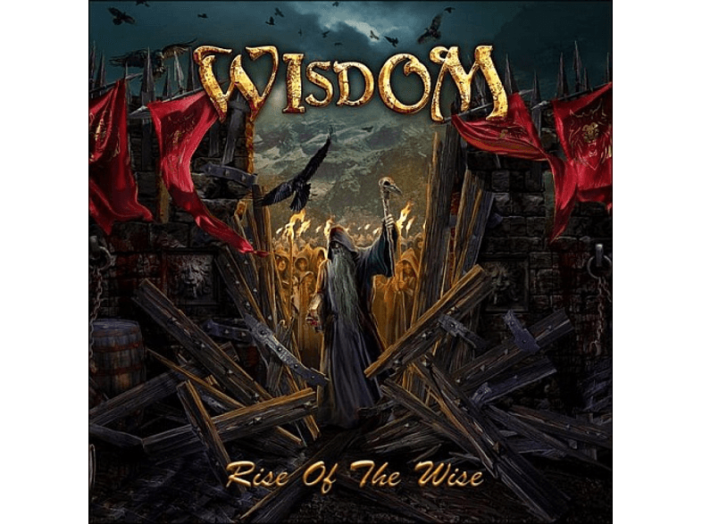 Rise of The Wise CD