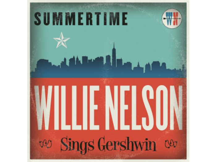 Summertime - Willie Nelson Sings Gershwin LP