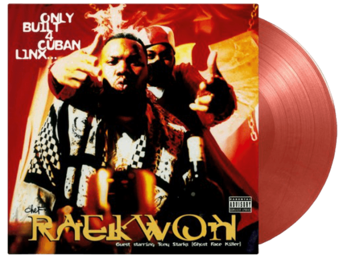 Only Built 4 Cuban Linx LP