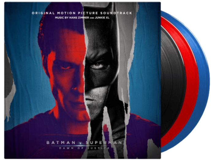 Batman v. Superman - Dawn of Justice (Batman Superman ellen - Az igazság hajnala) LP