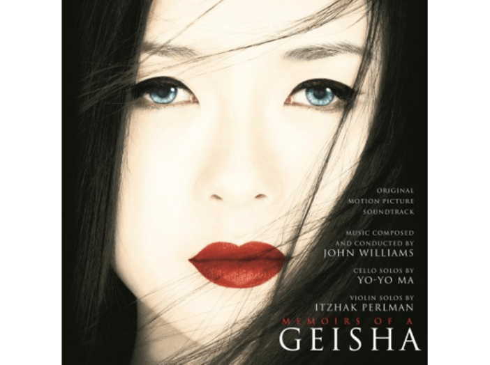 Memoirs of a Geisha (John Williams) (Egy gésa emlékiratai) LP
