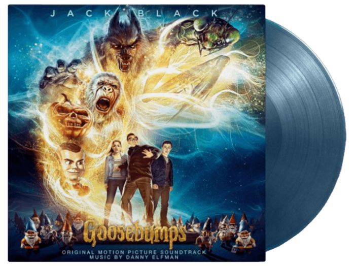 Goosebumps (Original Motion Picture Soundtrack) (Libabőr) LP