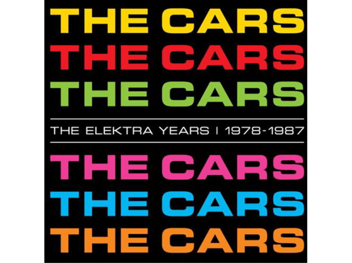 The Elektra Years 1978-1987 CD