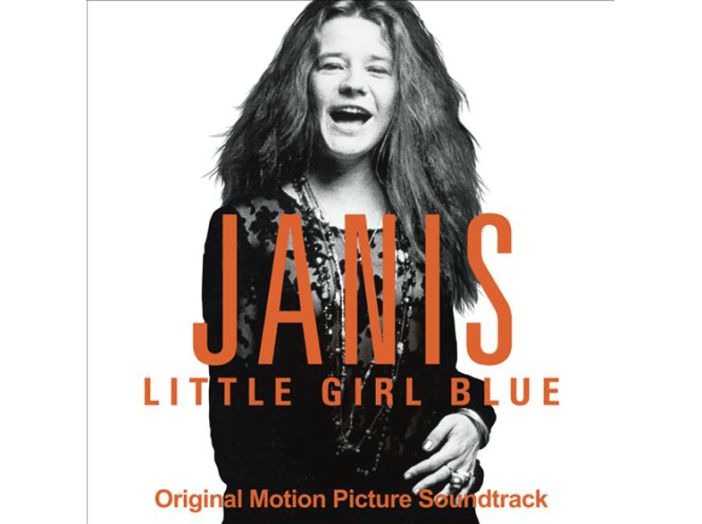 Janis - Little Girl Blue (Original Motion Picture Soundtrack) CD