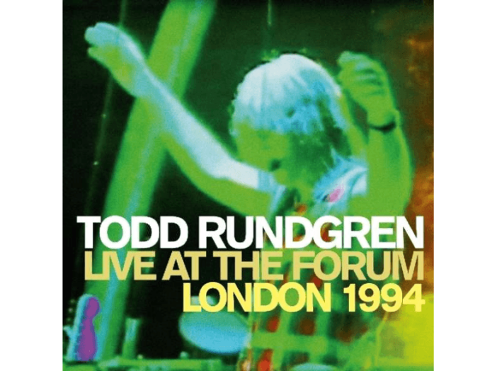 Live at The Forum - London 1994 (Deluxe Edition) CD